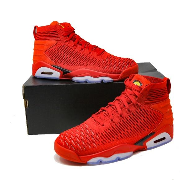 a9e185c88c4 Jordan Shoes | Flyknit Elevation 23 Last Shot Red Sz 11 Aj | Poshmark